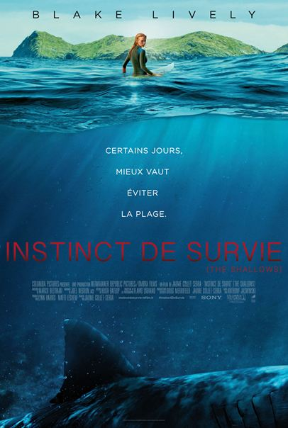 Instinct de survie - The Shallows [HDRip] vostfr