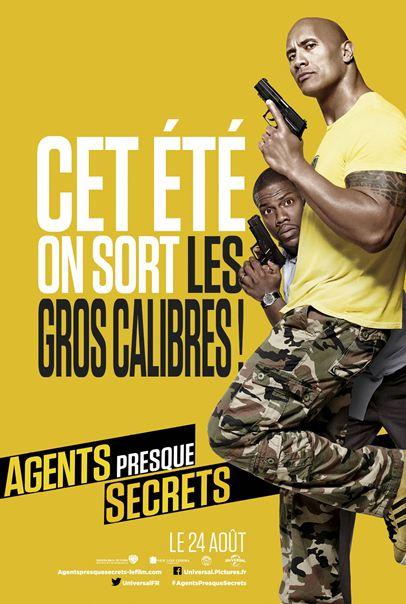 Agents presque secrets [HDRip] Francais