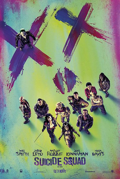 Suicide Squad [BDRip] TrueFrench