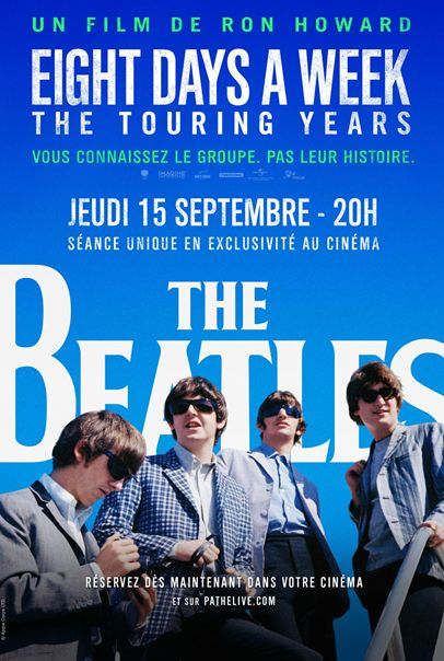 The Beatles: Eight Days a Week [BDRip] Francais