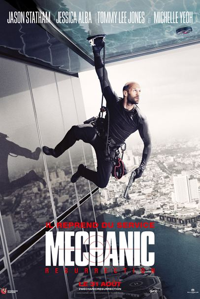 Mechanic Résurrection [DVDSCR] VOSTFR