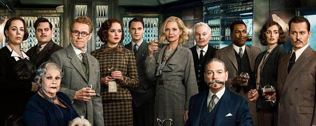 Le Crime de l'Orient-Express : le casting répond à notre quiz sur Johnny Depp