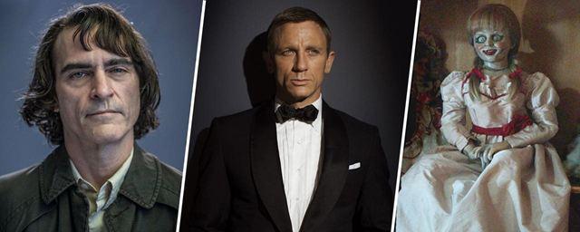 Annabelle 3, Bond 25, Joker... Les nouvelles dates de sorties ciné 2019/2020