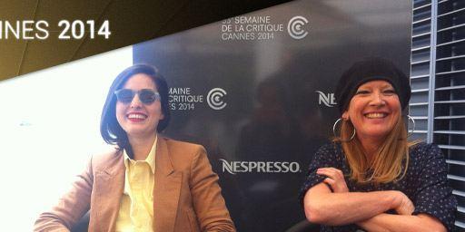"""Cannes 2014 - Rebecca Zlotowski : """"C'est égalitaire de mettre des femmes à la tête de jurys"""""""