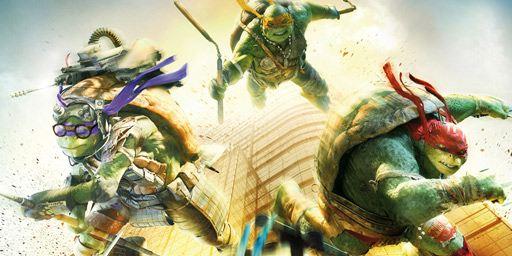 Les Ninja Turtles prêtes à l'attaque sur l'affiche définitive
