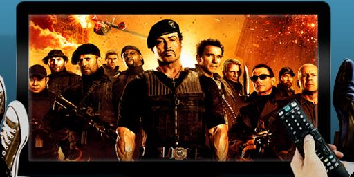 "Ce soir à la télé : on mate ""Expendables 2"" et ""From Hell"""