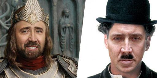 10 personnages célèbres que Nicolas Cage a failli incarner