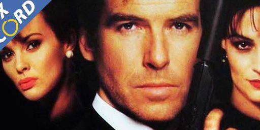 Faux Raccord : les gaffes de James Bond dans GoldenEye