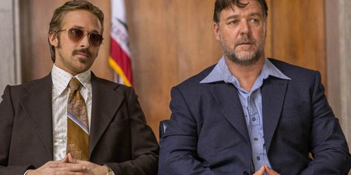 The Nice Guys : le buddy movie, la recette qui détonne !