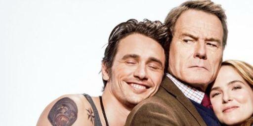 Bande-annonce The Boyfriend - Pourquoi lui ? : Entre Bryan Cranston et James Franco, la guerre est déclarée !
