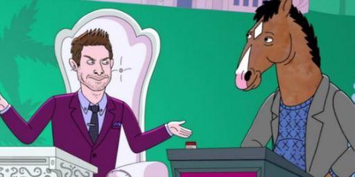 De Daniel Radcliffe à Naomi Watts, les caméos improbables dans la série BoJack Horseman