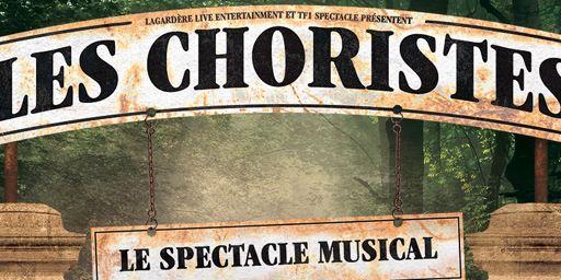 Les Choristes : réservez vos places pour le spectacle musical !