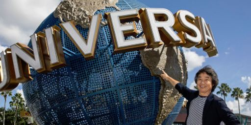 Des attractions Nintendo dans trois parcs à thèmes Universal