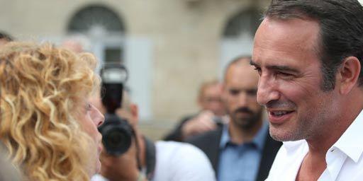 Jean dujardin allocin for Yolande dujardin
