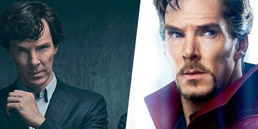 "De ""Sherlock"" à ""Doctor Strange"" : les looks de Benedict Cumberbatch"