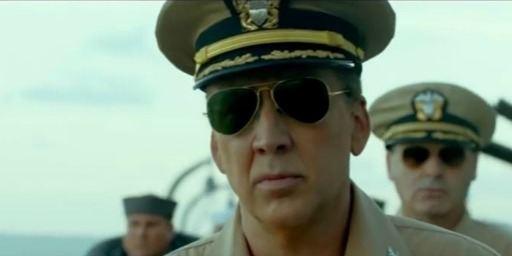 Extrait USS Indianapolis : mission suicide pour le capitaine Nicolas Cage