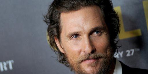 Matthew McConaughey revient à la comédie pour Harmony Korine