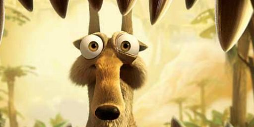 L'Âge de glace 3 – le Temps des dinosaures sur Canal+ Family : Savez-vous quel record détient ce film d'animation ?