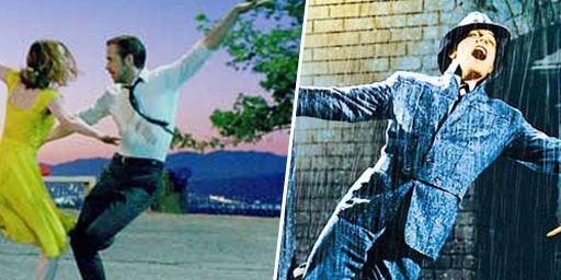 La La Land, Chantons sous la pluie... : les 5 plus beaux hommages au cinéma