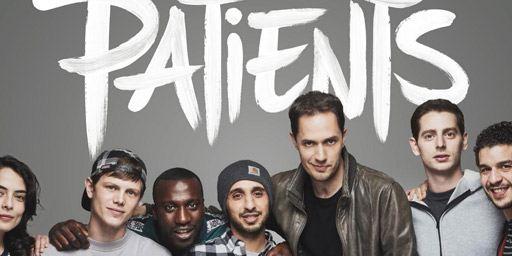 """Patients : """"C'est un film qui veut refléter la vie"""" selon Grand Corps Malade"""