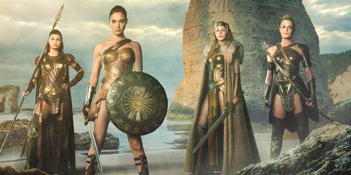 Wonder Woman : quelle classification pour le film aux Etats-Unis ?
