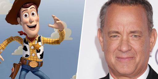 Toy Story : Les visages derrière les voix originales des personnages