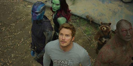 Box-office US : Les Gardiens de la Galaxie se surpassent aux Etats-Unis !
