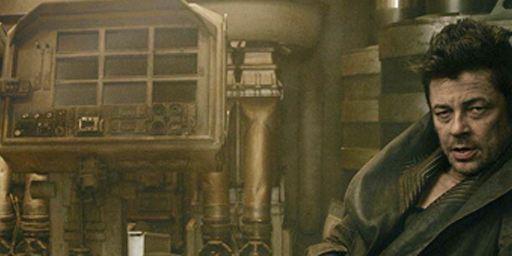 Star Wars Les Derniers Jedi : le personnage de Benicio Del Toro enfin révélé