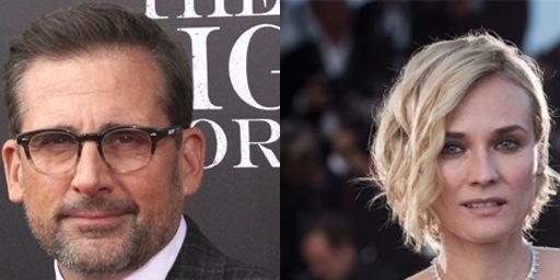 Robert Zemeckis réunit Steve Carell et Diane Kruger pour son prochain film