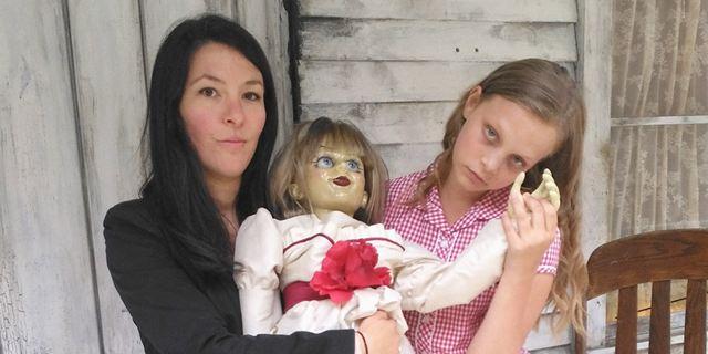 Annabelle : on a joué à la babysitter avec la terrible poupée