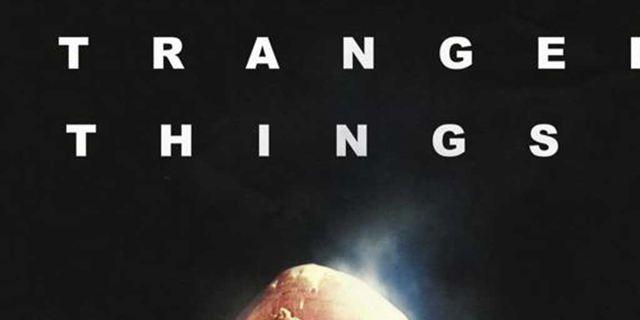 Stranger Things : Un clin d'oeil à Alien sur une nouvelle affiche