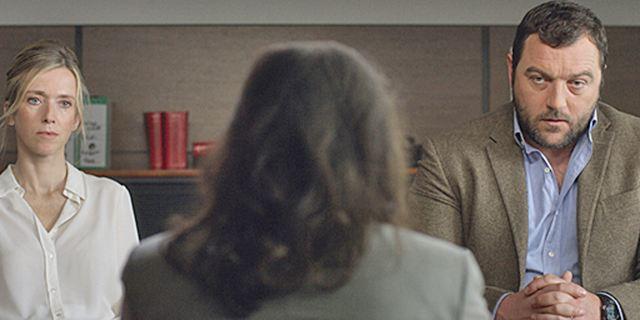 Teaser Jusqu'à la garde : divorce violent entre Léa Drucker et Denis Ménochet