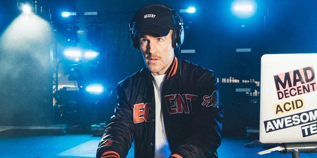 James Van Der Beek incarne le DJ Diplo dans What Would Diplo Do? sur Vice [INTERVIEW]