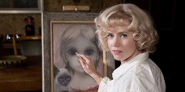 Big Eyes sur Ciné + Club : à l'origine du film de Tim Burton, l'histoire d'une escroquerie artistique...