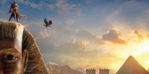 5 bonnes raisons de craquer pour Assassin's Creed Origins