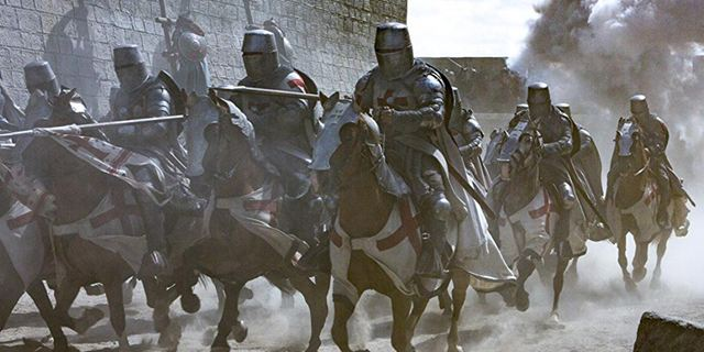 Knightfall : c'est quoi cette série ?