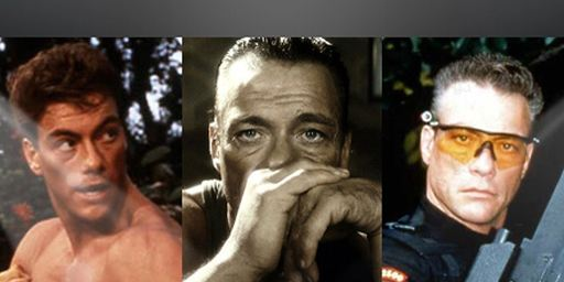 Van Damme en dix films