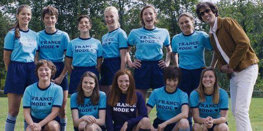 Bande-annonce Comme des garçons : Vanessa Guide et Max Boublil pionniers du foot féminin français