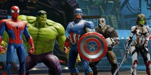 FoxNext Games lance son premier jeu, MARVEL Strike Force