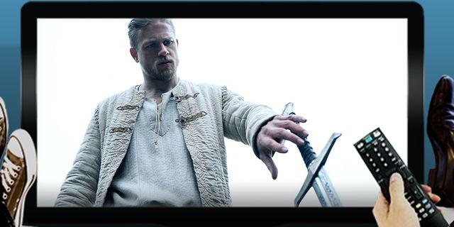 """Ce soir à la télé : on mate """"Hero"""" et """"Le Roi Arthur : la Légende d'Excalibur"""""""