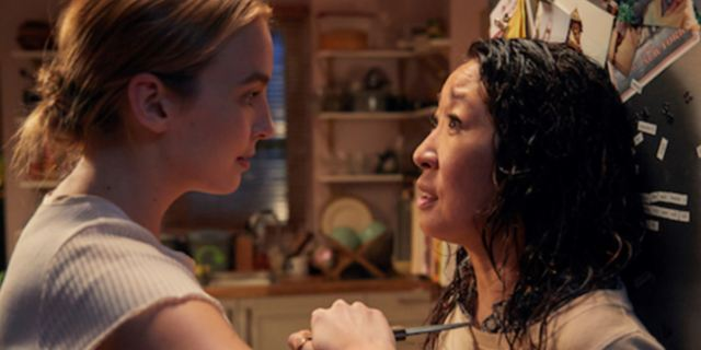 Killing Eve : le grand retour de Sandra Oh dans un thriller d'espionnage trashy, stylé et jouissif [INTERVIEW]