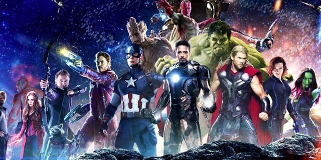 Avengers : Infinity War en 10 chiffres !