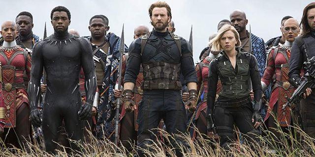 Avengers Infinity War rejoint le club des films milliardaires au box-office mondial en un temps record !
