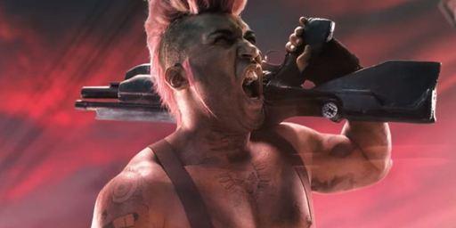 Rage 2 dévoile son univers Post-Apo dans un premier Trailer