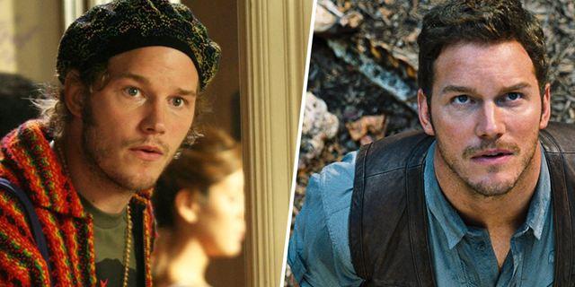 Vous souvenez-vous de ces rôles de Chris Pratt avant Jurassic World ?
