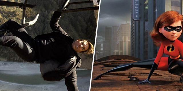 Mission: Impossible 6, Jurassic World 2, Les Indestructibles 2... Les blockbusters de l'été 2018