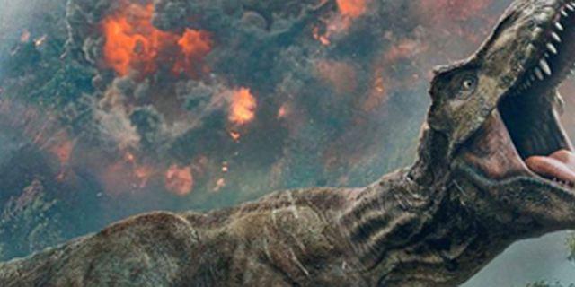 Jurassic World: Fallen Kingdom devient le 35ème film milliardaire de l'histoire du cinéma