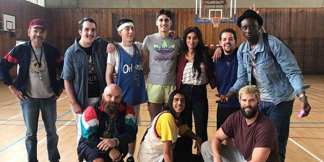 Bande-annonce Chacun pour tous : Ahmed Sylla leader d'une équipe de basket pas comme les autres