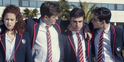 C'est sur Netflix en octobre : le thriller adolescent espagnol Élite et les nouvelles aventures magiques de Sabrina