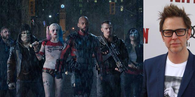 James Gunn : écarté des Gardiens de la Galaxie 3, il pourrait réaliser Suicide Squad 2 !